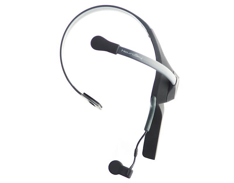 Picture of the EEG Headset Mindwave Mobile 2 from Neurosky