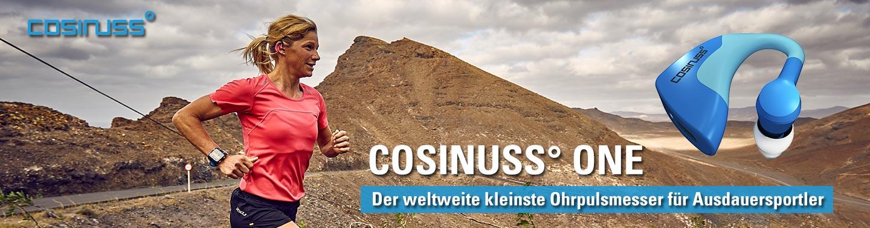 cosinus° One - Der weltweit kleinste Ohrpulsm