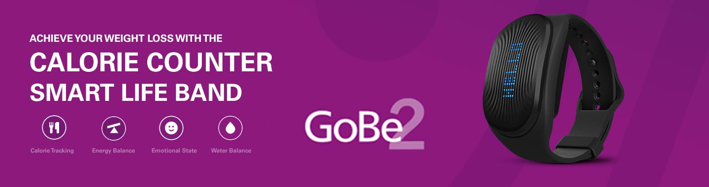 Healbe GoBe2 - calorie counter - smart-life b