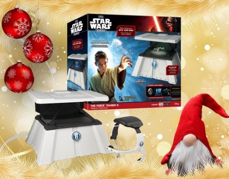 Star Wars Force Trainer Weihnachtsedition