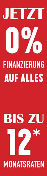 Zero Prozent Finance