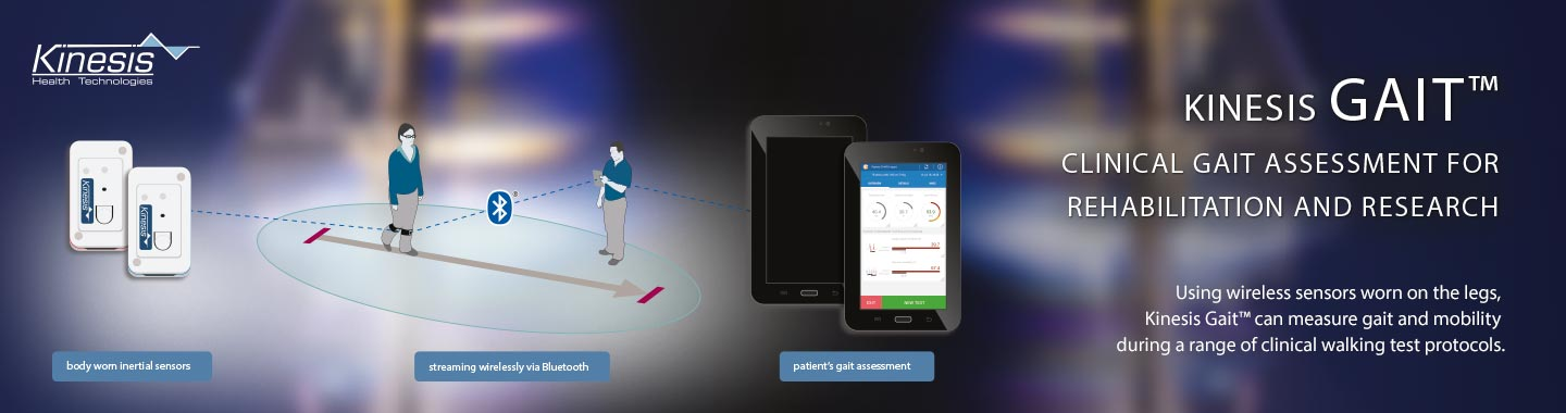 Kinesis Gait - Clinical Gait Assessment for R