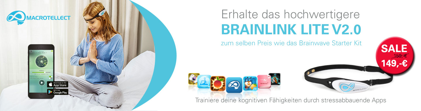 Macrotellect BrainLink Lite V2.0
