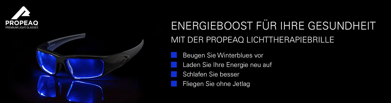 Propeaq Lichttherapiebrille
